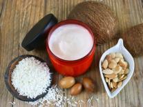 Huile solide corps et cheveux aux huiles nutritives de Coco & Argan