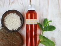 Slow Oil pulling - bain de bouche à l'huile de Coco & Menthe
