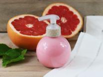 Crème lavante au Pamplemousse Rose
