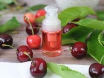 Elixir à l'huile de Cerise antioxydante et illuminatrice