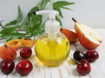 Gel douche fruits du verger