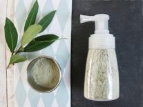 Shampooing sec aux argiles purifiantes