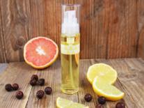 Huile de rasage adoucissante au Citron