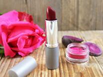 Rouge à lèvres Couleur végétale Touche de rose