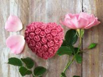 Bouquet de Roses en savon