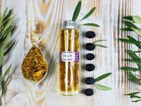 Huile de massage réconfort Fleurs de Calendula BIO