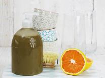 Liquide vaisselle Nature doux pour les mains
