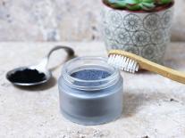 Dentifrice poudre Charbon-Zinc-Coco Antitartre & Blancheur