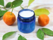 Crème matifiante pour peaux grasses