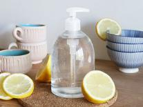 Liquide vaisselle au Citron
