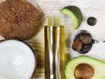 Bain d'huiles pour enfant cheveux secs & frisés