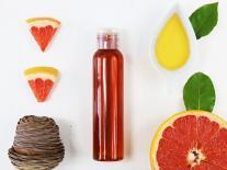Huile de massage aux huiles essentielles minceur