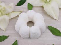 Shampooing solide cheveux secs fleur d'Ylang