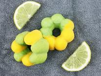 Shampooing solide brillance fleur de Citron vert