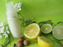 Fluide Citron & Thé vert pour peaux grasses et à imperfections