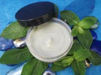 Crème sorbet bienfaisante au Thé vert