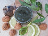 Scrub pour le corps Coco, Laurier & Citron vert