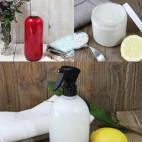 Atelier Maison au naturel – Trio de produits ménagers écologiques