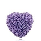Matériel de fabrication des savons Moule en silicone 3D Rose Heart