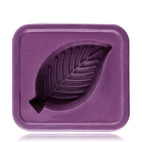 Matériel de fabrication des savons Moule en silicone Feuille