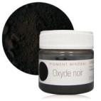 Colorant minéral Oxyde noir