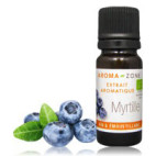 Extrait aromatique naturel Myrtille BIO