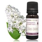 Fragrance cosmétique naturelle Lilas blanc