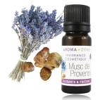 Fragrance cosmétique naturelle Musc de Provence