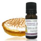 Fragrance cosmétique naturelle Tarte Citron meringuée