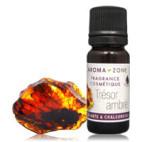Fragrance cosmétique naturelle Trésor ambré