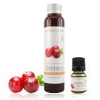 Huile végétale Cranberry - 100 ML