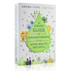 Livre - Aroma-Zone Livre Le grand guide de l'aromathérapie