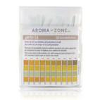 Matériel de mélange et fabrication Bandelettes pH - boîte de 50