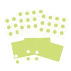 Kit Cartes et gommettes pour coffrets de rangement en bois MINI